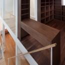 豪徳寺の住宅の写真 3階書斎スペース