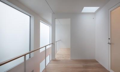豪徳寺の住宅 (3階サンルーム)