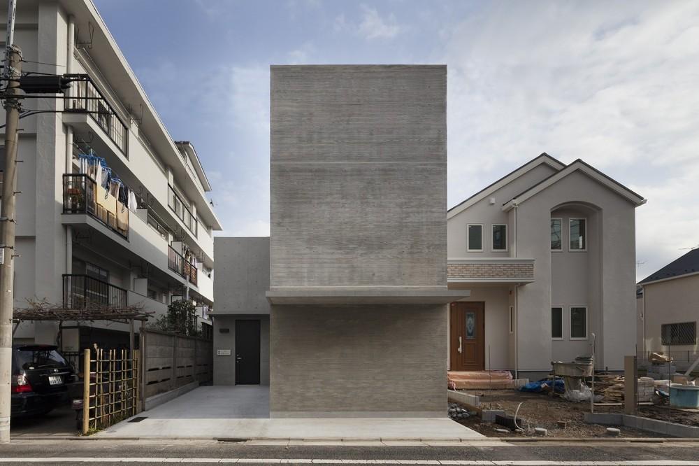 野沢の住宅 (外観)