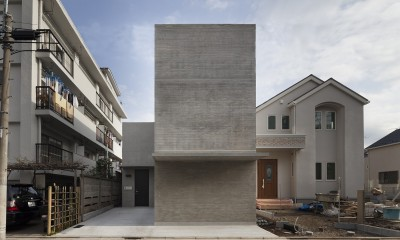 野沢の住宅