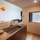野沢の住宅の写真 1階キッチン