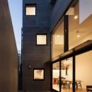 野沢の住宅の写真 1階テラス