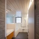 野沢の住宅の写真 2階浴室