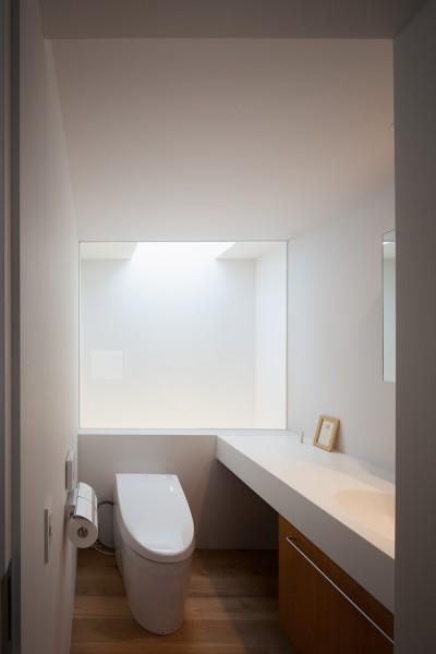 トイレ (野沢の住宅)