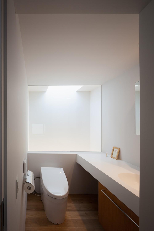 野沢の住宅 (トイレ)