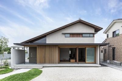 滝田の家 (外観日中)
