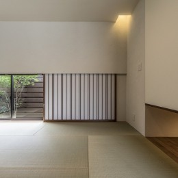 滝田の家 (和室)