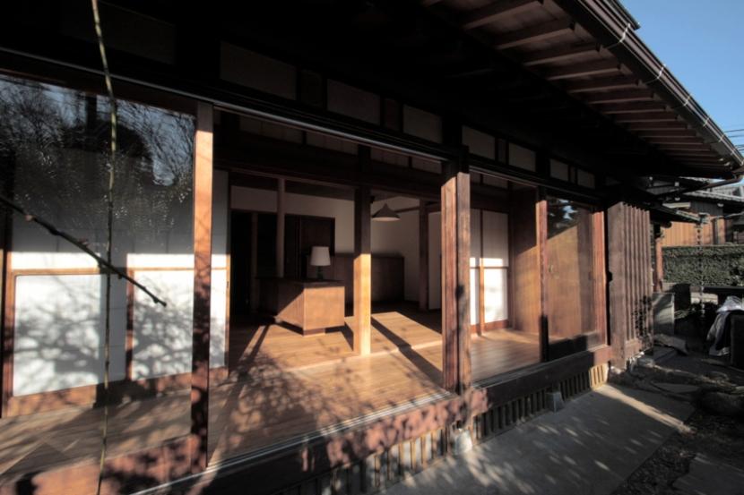 建築家:渡辺貞明建築設計事務所「懐かしい新しさをつくる 和のリノベーション(木造1戸建てリノベーション)」