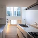 名古屋の住宅の写真 1階キッチン