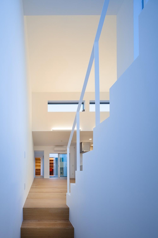 その他事例:階段(名古屋の住宅)