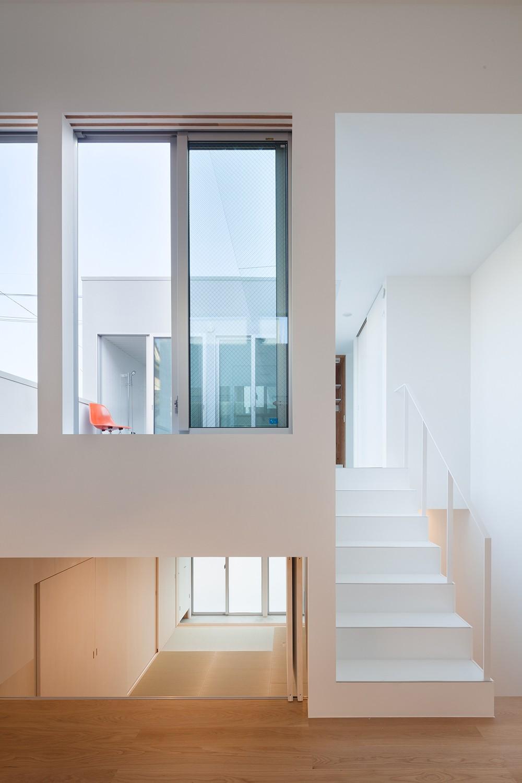 アウトドア事例:2階テラス(名古屋の住宅)