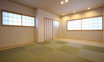 「バリアフリー」と「心地よさ」をかなえた シニア向けリフォーム:コンクリート住宅のリノベーション (仏間室)
