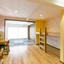 住友林業のリフォームの住宅事例「家族が集まる広々としたLDKを中心に、居心地と家事効率を両立させた住まい。」