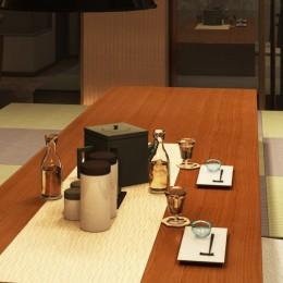 家族の変化に対応した『高床和室』を設けたマンション リフォーム