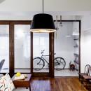 フリーキスワークスの住宅事例「インナーバルコニーのある開放的な家」