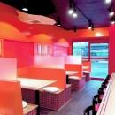 中華店舗付き住宅の改装:デザインリフォームの写真 店舗付き住宅の1階店舗ー2