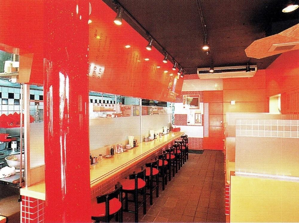 中華店舗付き住宅の改装:デザインリフォーム (店舗付き住宅の1階店舗ー3)