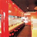 中華店舗付き住宅の改装:デザインリフォームの写真 店舗付き住宅の1階店舗ー3