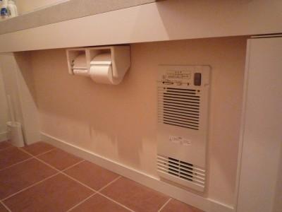 トイレ:バリアフリー対策 (平屋に住まう:夫婦二人に ちょうどいいシンプルな住まい)