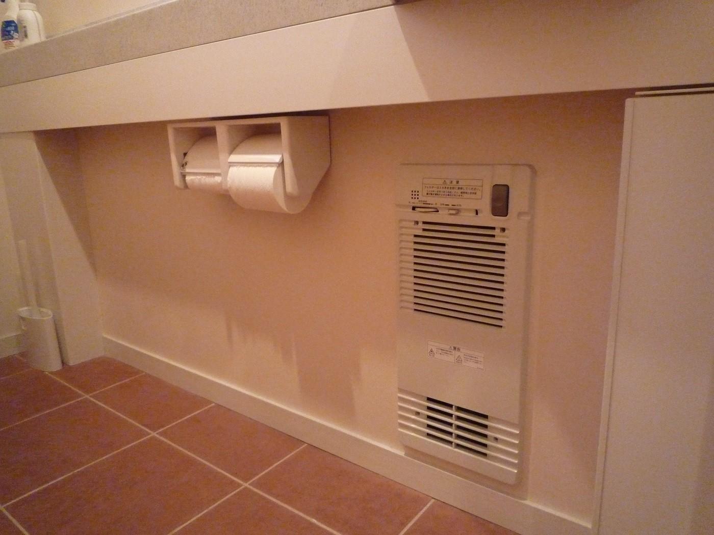 バス/トイレ事例:トイレ:バリアフリー対策(床暖房があるバリアフリー対策の平屋建て住宅 超高気密高断熱の住まい)