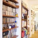 menue-思い出の家具を中心に、家族団らんを楽しめる住まいをの写真 廊下