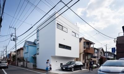 東玉川の住宅