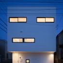 東玉川の住宅の写真 外観夜景