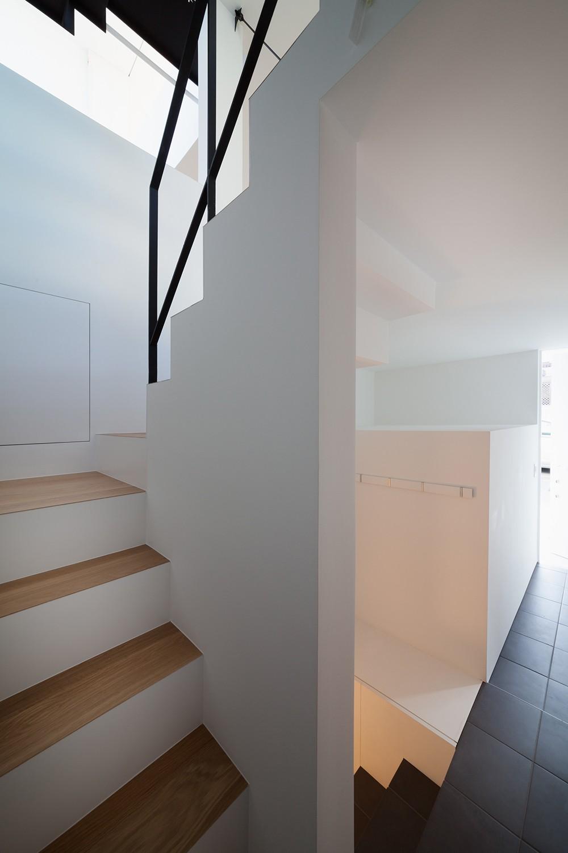 その他事例:階段(東玉川の住宅)