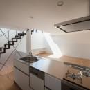 東玉川の住宅の写真 キッチン