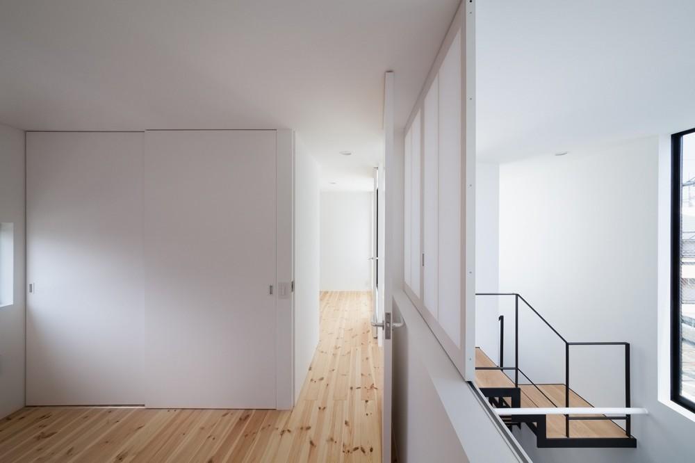 東玉川の住宅 (子供部屋)