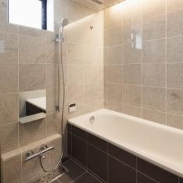 東玉川の住宅 (浴室)