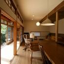 渡辺貞明建築設計事務所の住宅事例「懐かしい新しさをつくる 和のリノベーション(木造1戸建てリノベーション)」