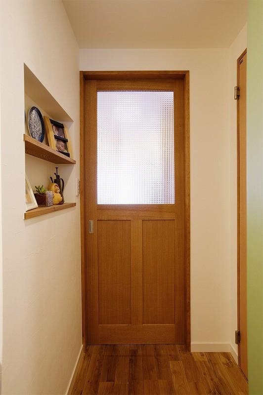 その他事例:廊下(2世帯の集う場を手に入れた2階リビング)
