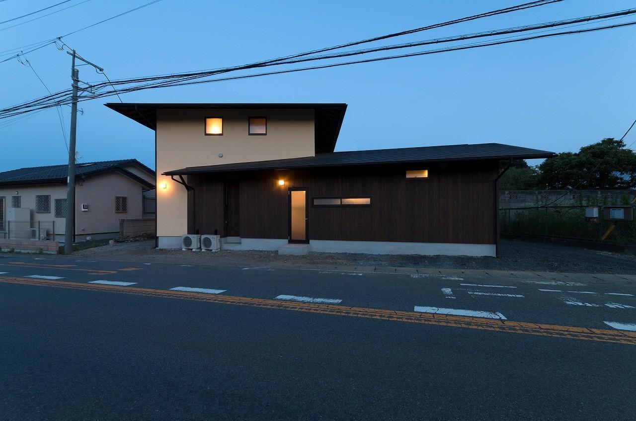 外観事例:鴻野山の家(鴻野山の家)