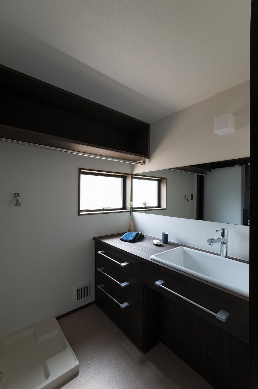 バス/トイレ事例:鴻野山の家(鴻野山の家)