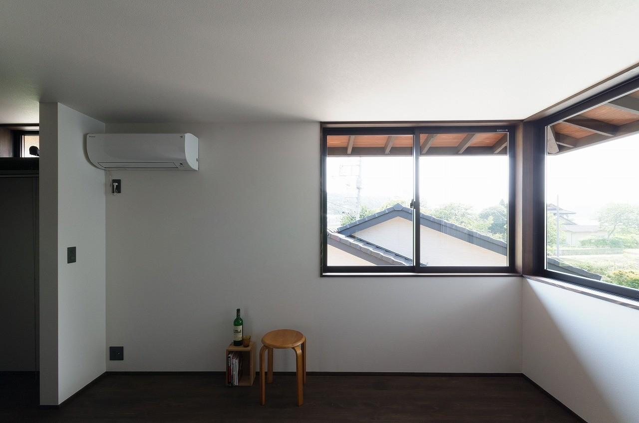 ベッドルーム事例:鴻野山の家(鴻野山の家)