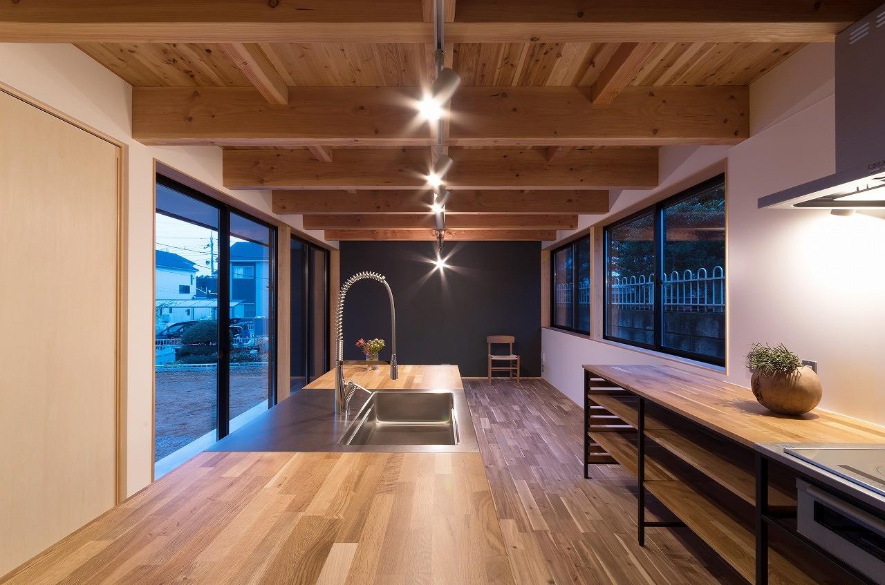 キッチン事例:ta-ji(ta-ji)