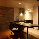 Coichi Wadaの住宅事例「天空のキッチン/re-kitchen/ob」