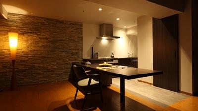 天空のキッチン/re-kitchen/ob (キッチン)