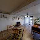 フリーキスワークスの住宅事例「ファッションを楽しむご夫婦のための家」