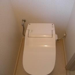 一宮市 K様邸 キッチン・トイレ・洗面台 (トイレ)