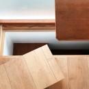 G阿佐ヶ谷の写真 ペットの猫が自由に上下階を行き来できる穴