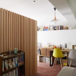 Licht-縁側に障子…今の暮らしに合わせた和の空間