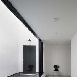 さいたまの旗竿敷地の家 OUCHI-21