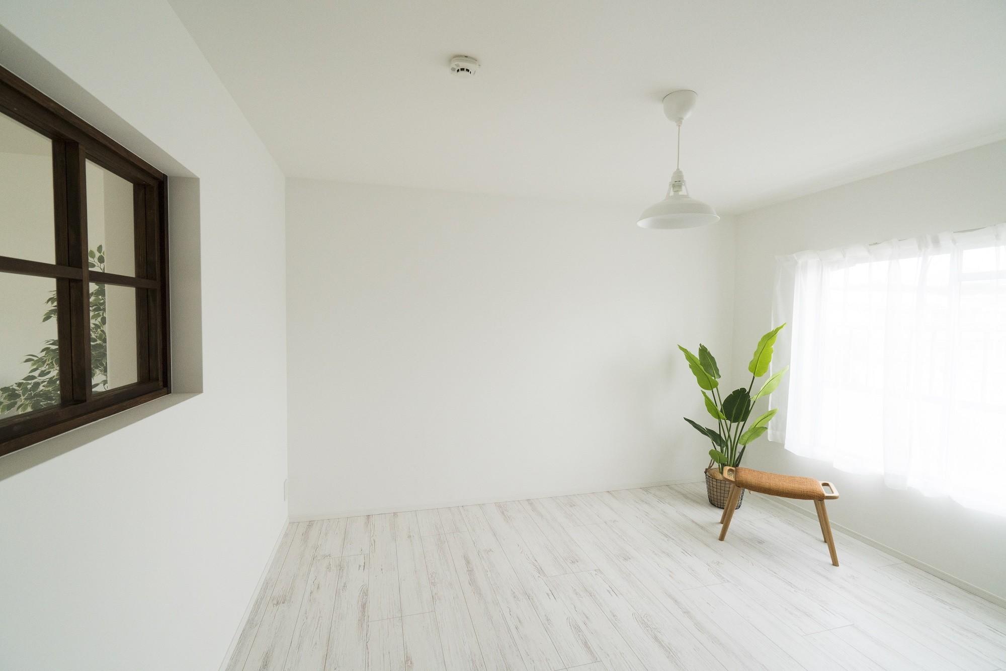 子供部屋事例:洋室(リノベーション リビングと繋がる部屋)