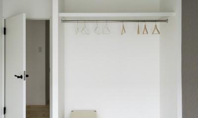 リノベーション リビングと繋がる部屋 (洋室2)