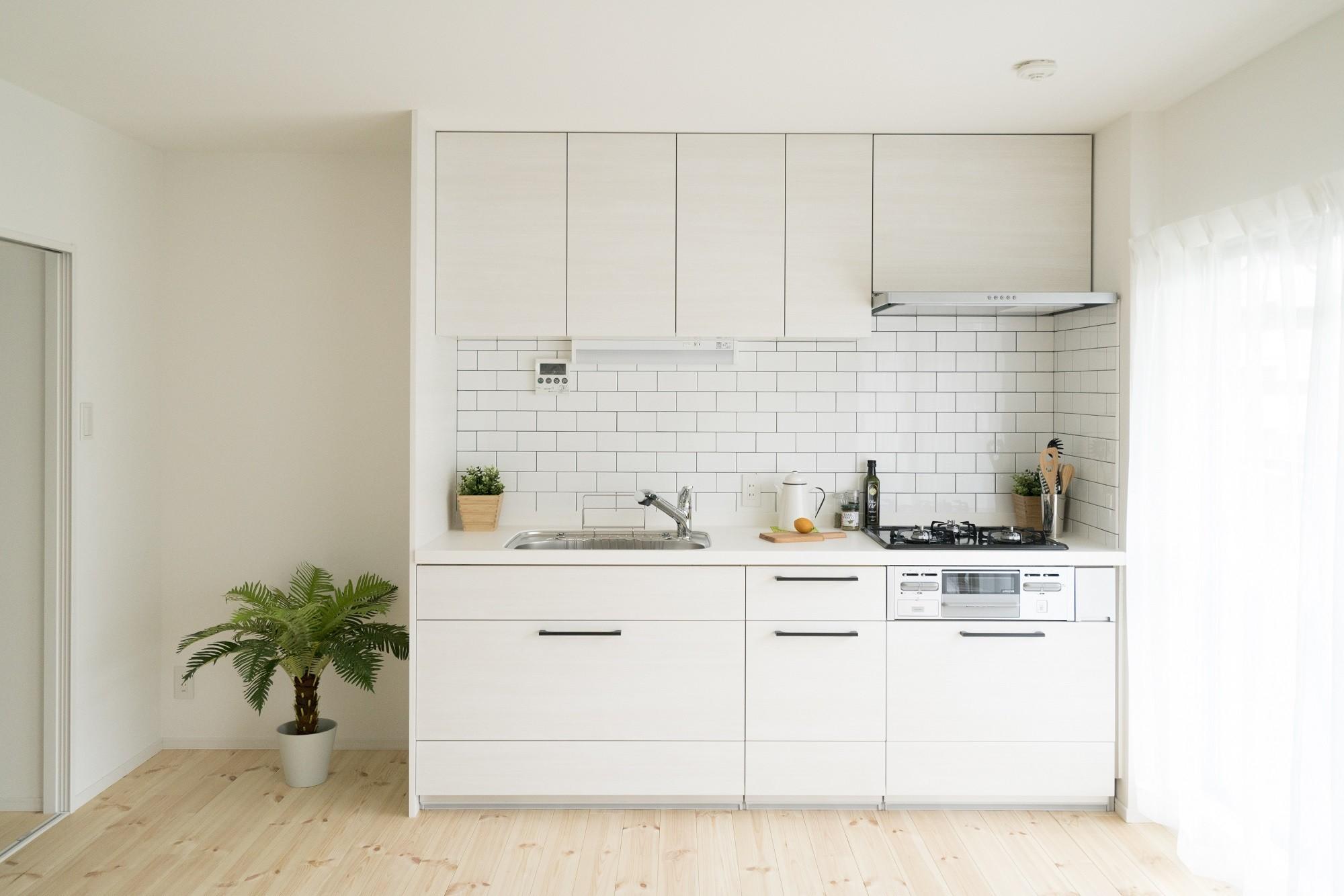 キッチン事例:キッチン(リノベーション リビングと繋がる部屋)