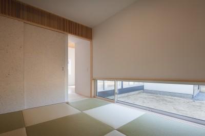 和室 (羽鳥の平屋)