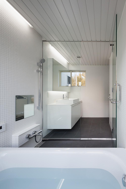 羽鳥の平屋 (浴室)