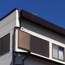 一宮市 M様邸 外壁塗装工事 屋根雨漏り対策